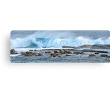 Southern ocean waves Canvas Print
