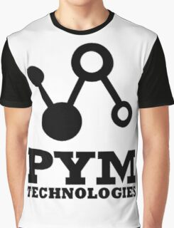 Pym Technologies - Ant man Graphic T-Shirt