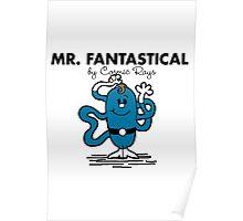 Mr Fantastical Poster