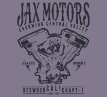 Jax Motors by CoDdesigns