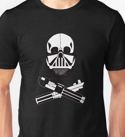 Vader and Cross Sabers (Dirty Version) T-Shirt
