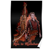 Firefly - Aim To Misbehave Poster