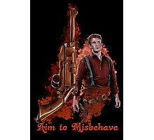 Firefly - Aim To Misbehave Photographic Print