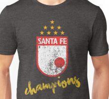 "Independiente Santa Fe ""Campeon Sudamericano"" Unisex T-Shirt"