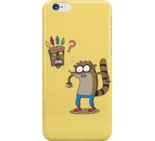 Rigby Bandicoot iPhone Case/Skin