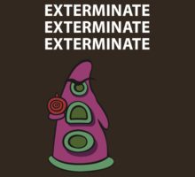 Exterminate/ day of tentacle by poppys