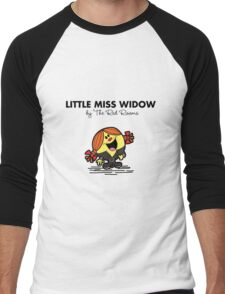 Little Miss Widow Men's Baseball ¾ T-Shirt