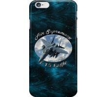 F-15 Eagle Air Supremacy iPhone Case/Skin