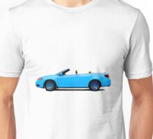 2013 Chrysler 200 convertible Unisex T-Shirt