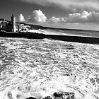 Porthleven After The Storm October 2013 by Mike Honour
