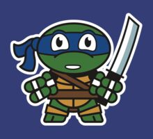 Mitesized Leonardo by Nemons