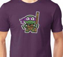 Mitesized Donatello Unisex T-Shirt