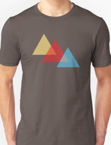 Primary Triangles T-Shirt