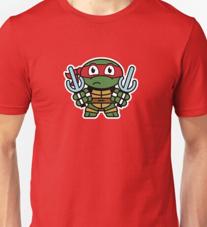 Mitesized Raphael Unisex T-Shirt
