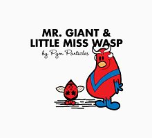 Mr Giant and Little Miss Wasp Unisex T-Shirt