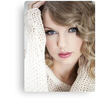 Cool Taylor Swift a Canvas Print