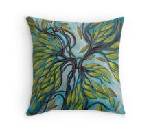 """Twist"" Throw Pillow"