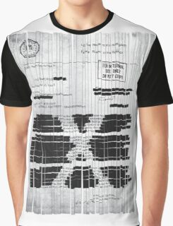 Ex-File Graphic T-Shirt