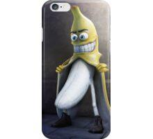 Funny Flashing Banana iPhone Case/Skin