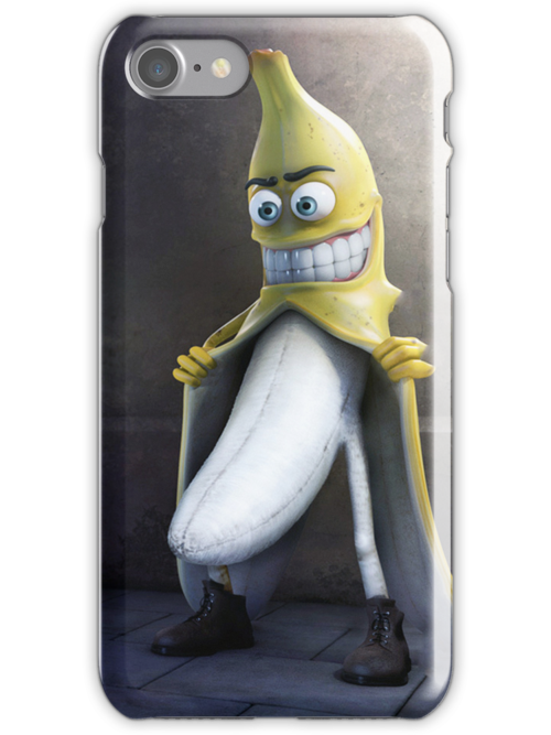 Funny Flashing Banana by PhuniPhone