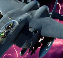 F-15 Eagle Fly It Like You Stole It Sticker