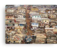 Ghana, West Africa Canvas Print