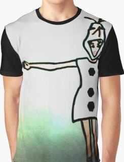 Taylor Swift Olaf Graphic T-Shirt