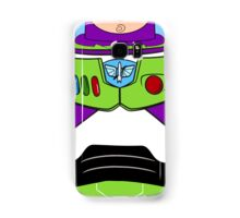 Inspired Buzz Lightyear - To Infinity and Beyond Samsung Galaxy Case/Skin