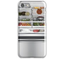 Funny Inside My Open Refridgerator iPhone Case/Skin