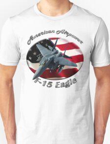 F-15 Eagle American Airpower T-Shirt