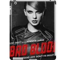 Cool Taylor Swift b iPad Case/Skin