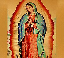 Our Lady of Guadalupe by PhuniPhone