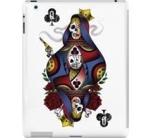 GAMBLING QUEEN iPad Case/Skin