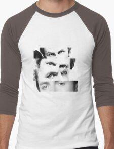 Duran Duran Men's Baseball ¾ T-Shirt