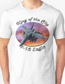 F-15 Eagle King Of The Sky T-Shirt