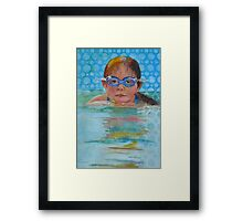 Serious Fun Framed Print