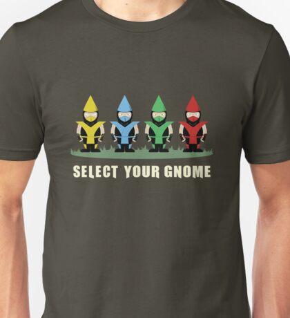Mortal Gnome-bat Unisex T-Shirt