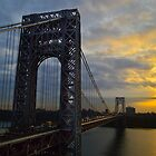 GWB in the Morning ... by Dennis Maida