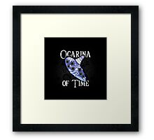 Ocarina Of Time Framed Print