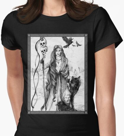 Morrigan Womens Fitted T-Shirt