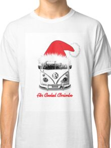 VW Camper Air Cooled Christmas Classic T-Shirt