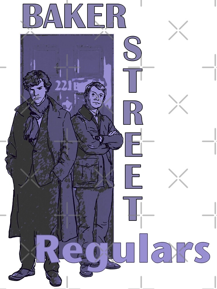 Baker Street Regulars by marlowinc
