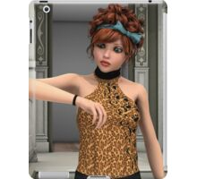 Time is Running Out  iPad Case/Skin
