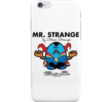 Mr Strange iPhone Case/Skin