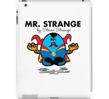 Mr Strange iPad Case/Skin