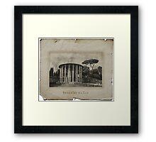 Hercules Victor Framed Print