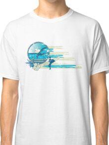Vintage Surf Scene Classic T-Shirt