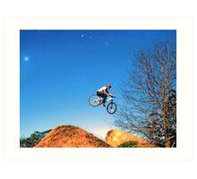 Giant Leap Art Print
