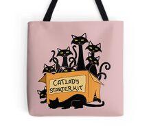 The Catlady Starterkit Tote Bag