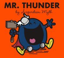 Mr Thunder Kids Tee